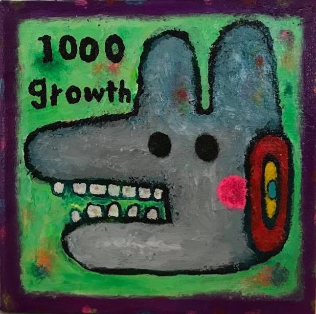 太田由美『growth』