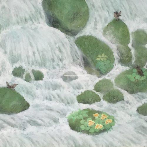 猪熊佳子 『清水-羊蹄山-』