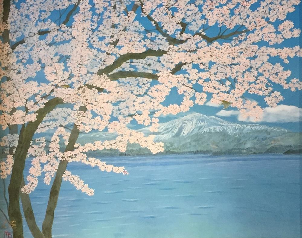 猪熊佳子『春の訪れ』