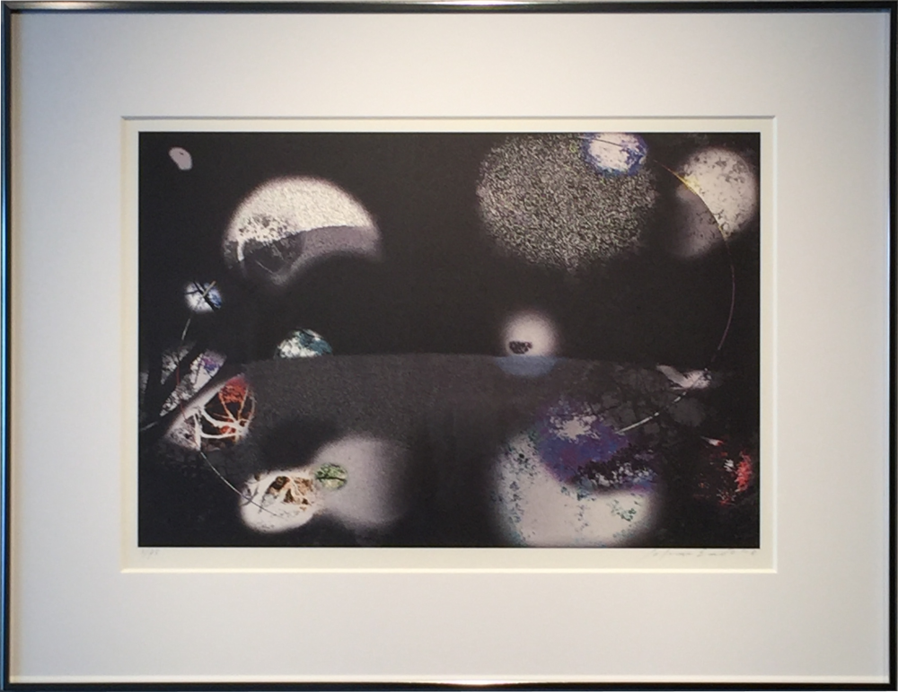 遠藤 享『SPACE&SPACE NS 1803』