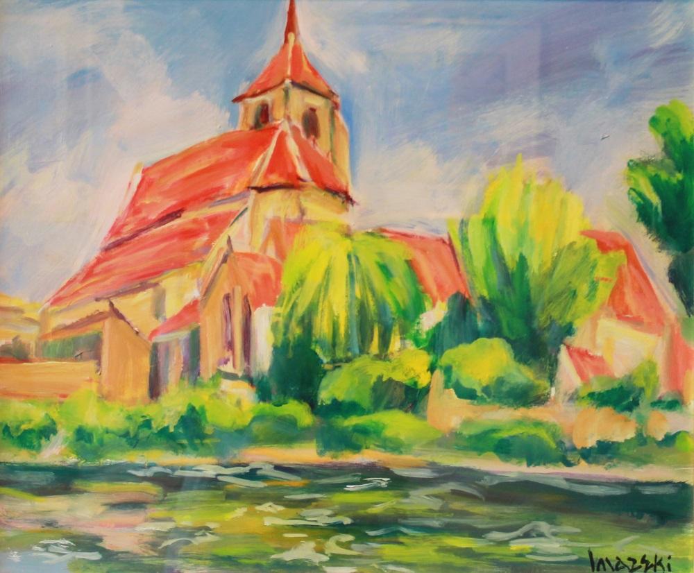 今関 一馬『水辺の教会』