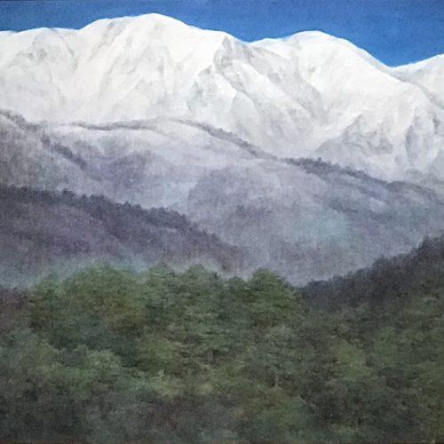 石井 公男『谷川岳』