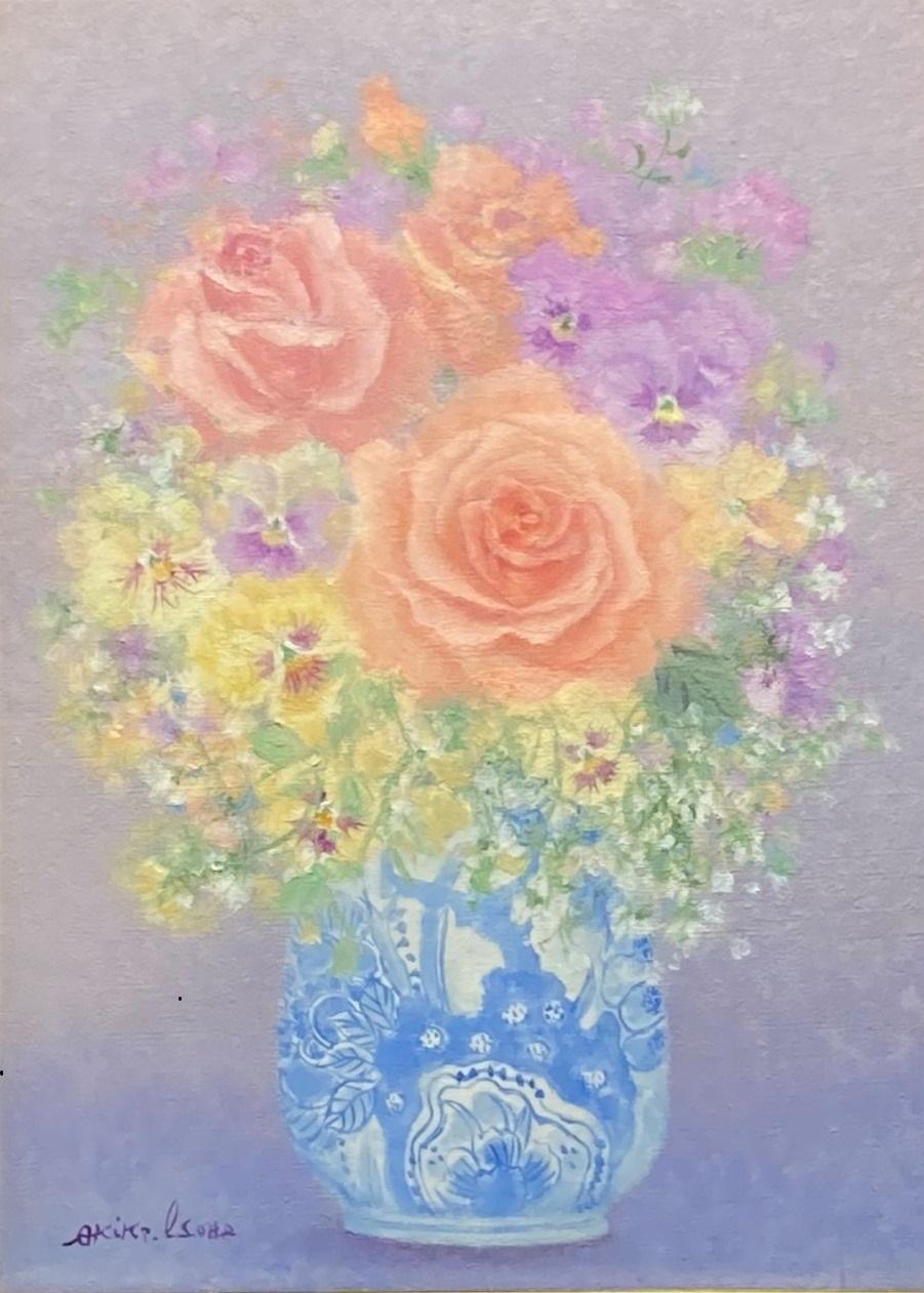 磯部晶子『花束』