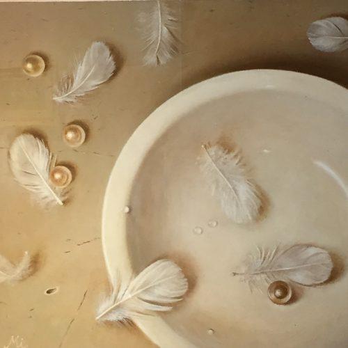 星野美知枝『天使の羽・2』