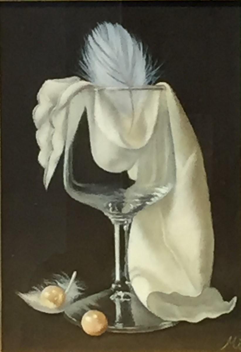 星野美知枝『天使の羽・1』
