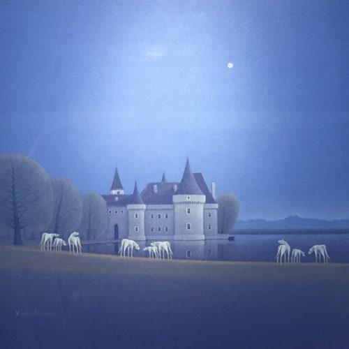 松浦敬文『水辺の城』