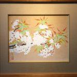松本高明『桜』