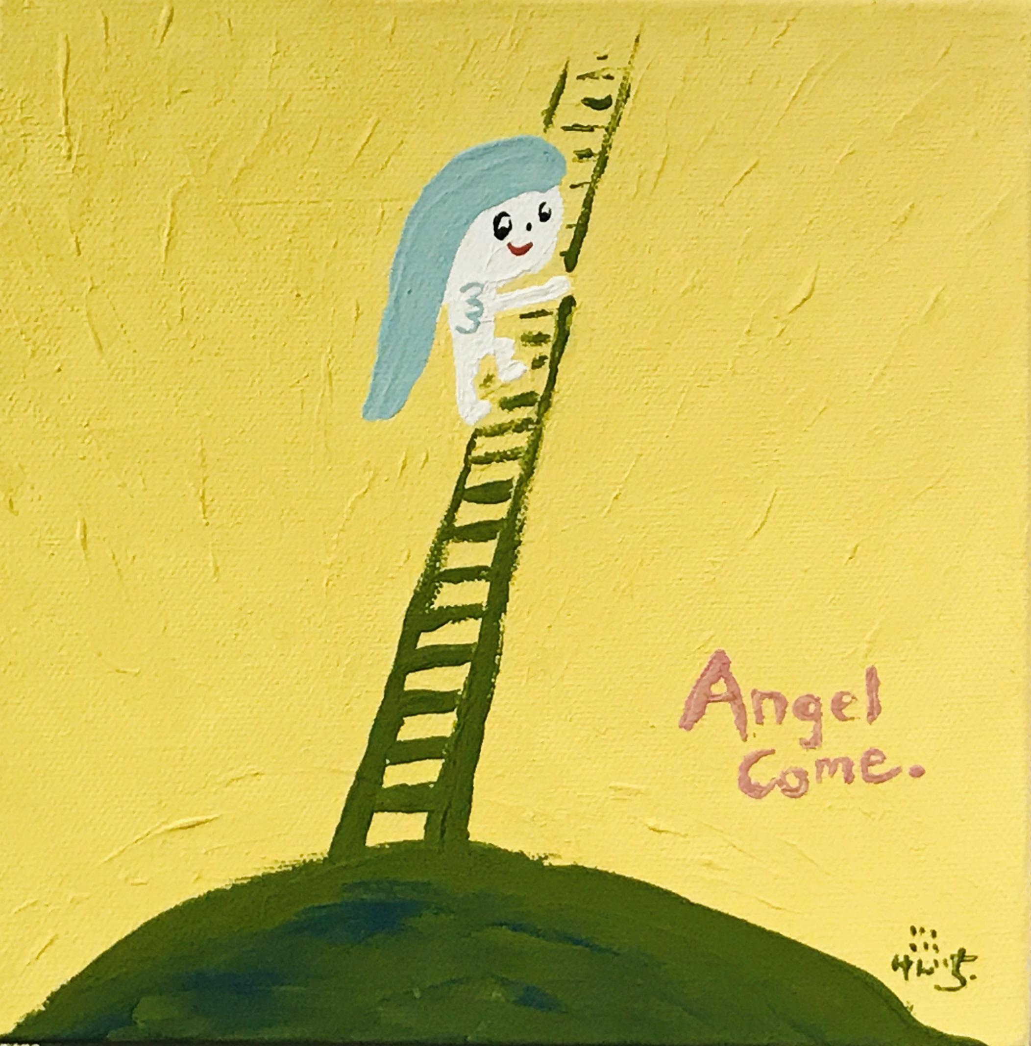 小川 健一 『天使がやってきた』