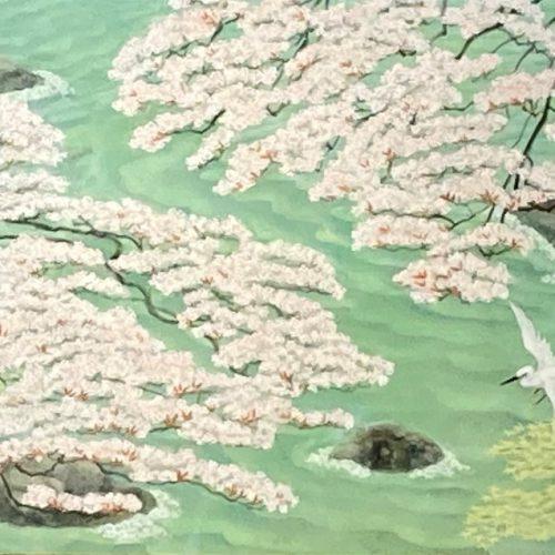 猪熊佳子『清流・嵐山』