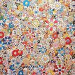 村上隆『Skulls&Flowers Multicollar』
