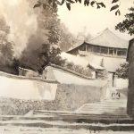 川端絋一『夏・二月堂』
