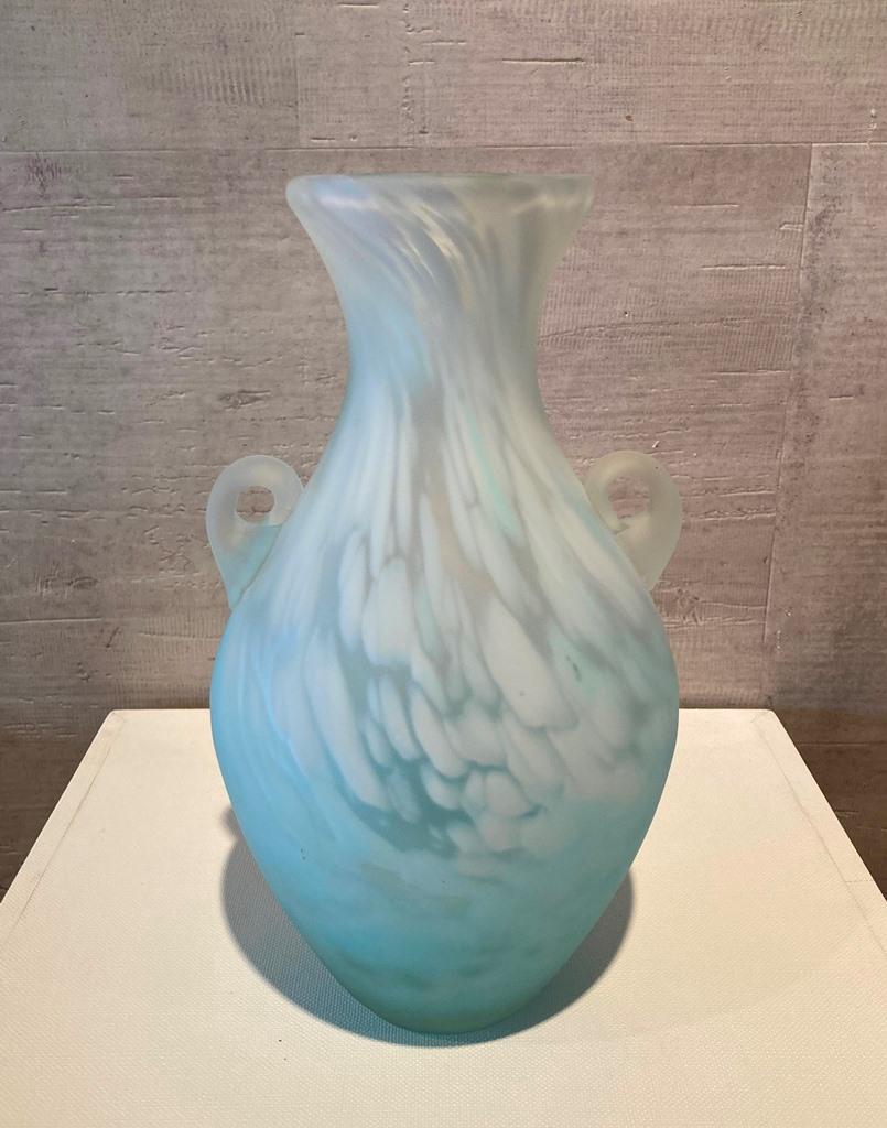 藤田喬平『手吹花瓶』