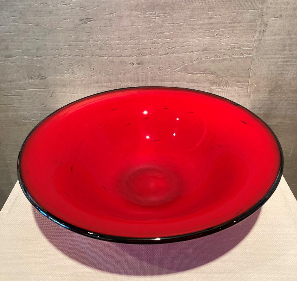岩田久利『赤と黒』